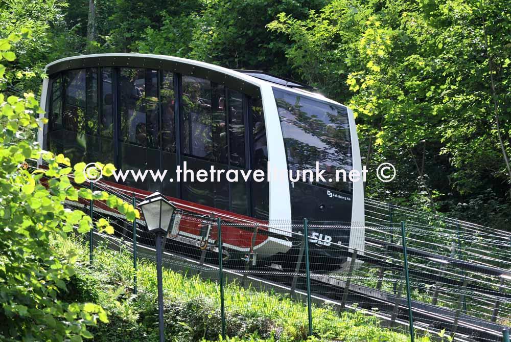 Salzburg train