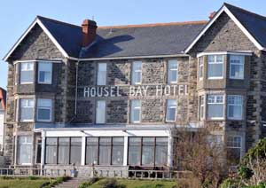 Housel Bay Hotel: The Lizard, Cornwall (5 Rating)