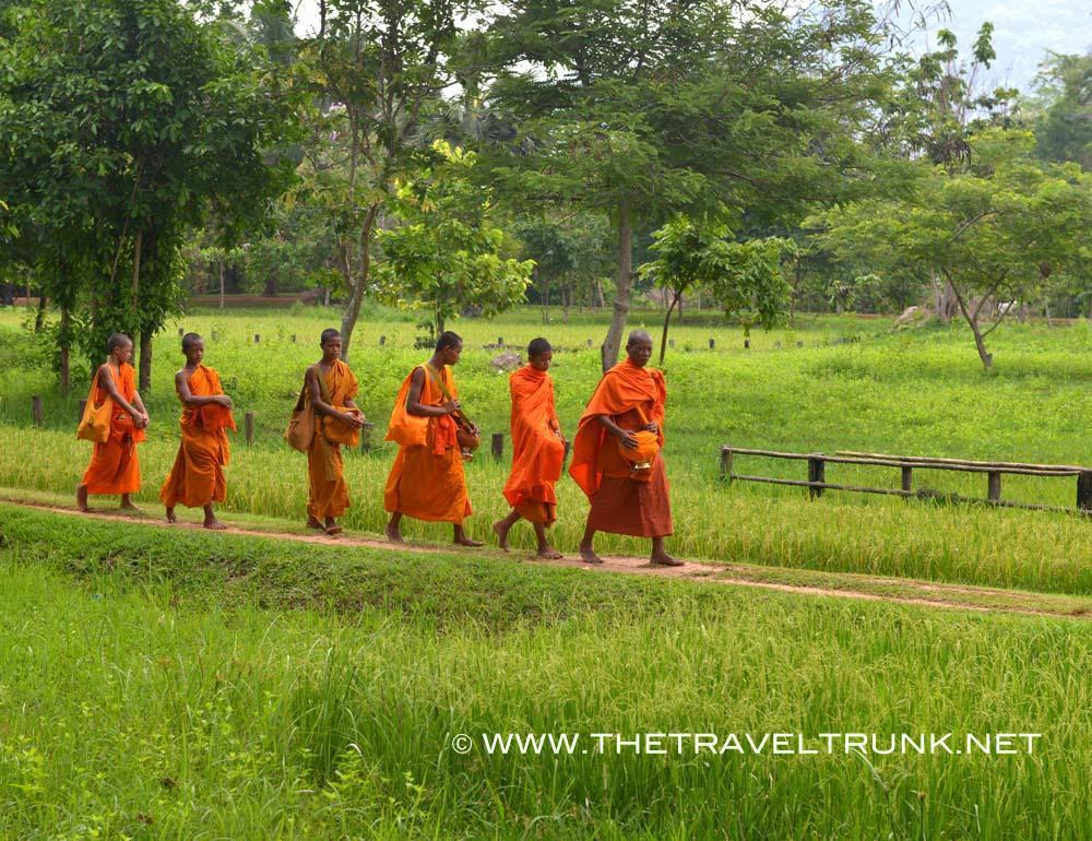 Monks Cambodia