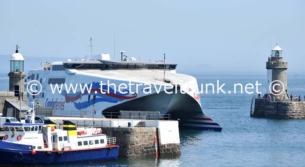 Flight of the Condor - Guernsey