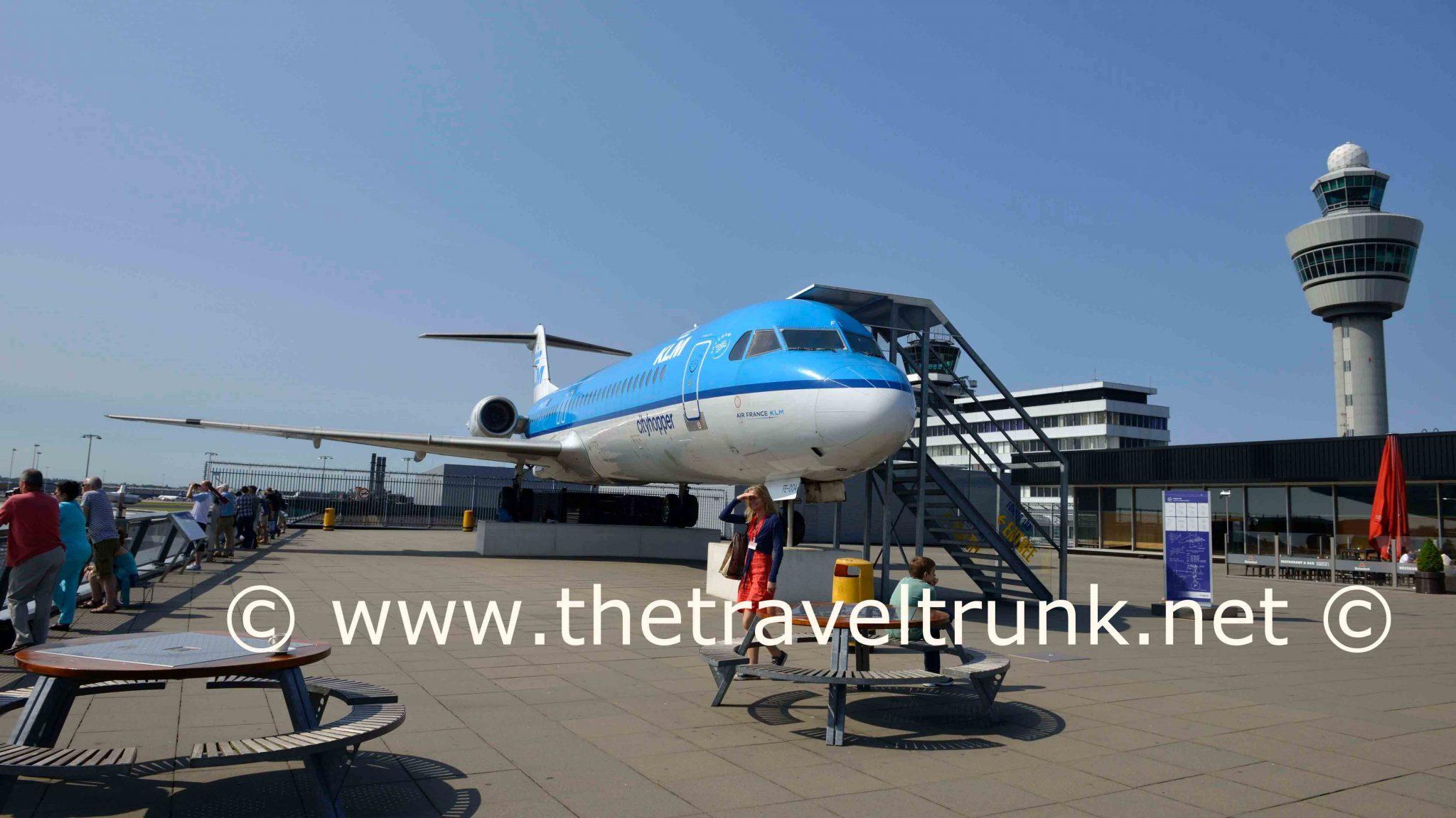 KLM Schiphol - Amsterdam
