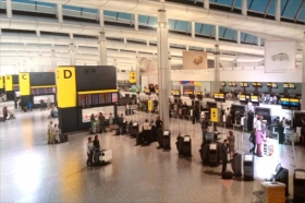 Heathrow new terminal