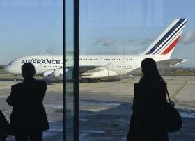 Paris CDG airport