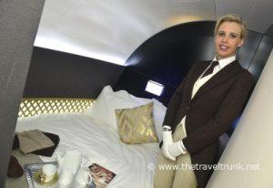 Flying bedroom