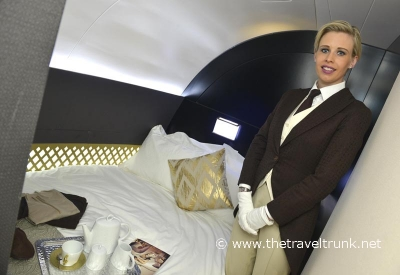 Etihad suite A380