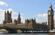 LONDON'S LAST MINUTE CASH DASH FOR THE BUS!