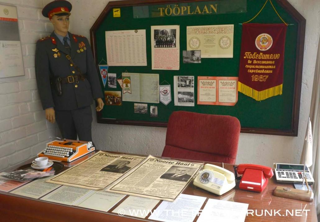 KGB office