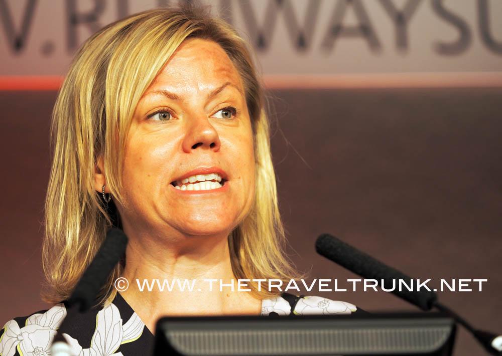 Katja Hall UK Runways