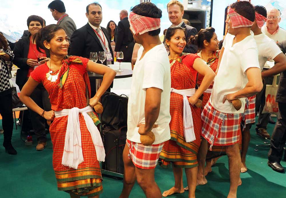 Goa Tourism world travel market