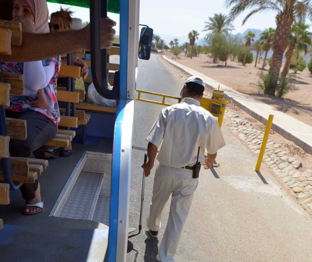 Extra security Sharm El Sheikh