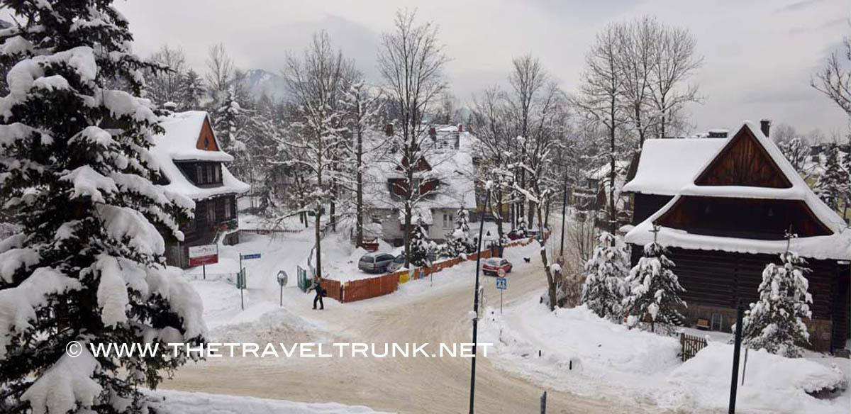 ZAKOPANE POLAND'S WINTER SPORTS DESTINATION