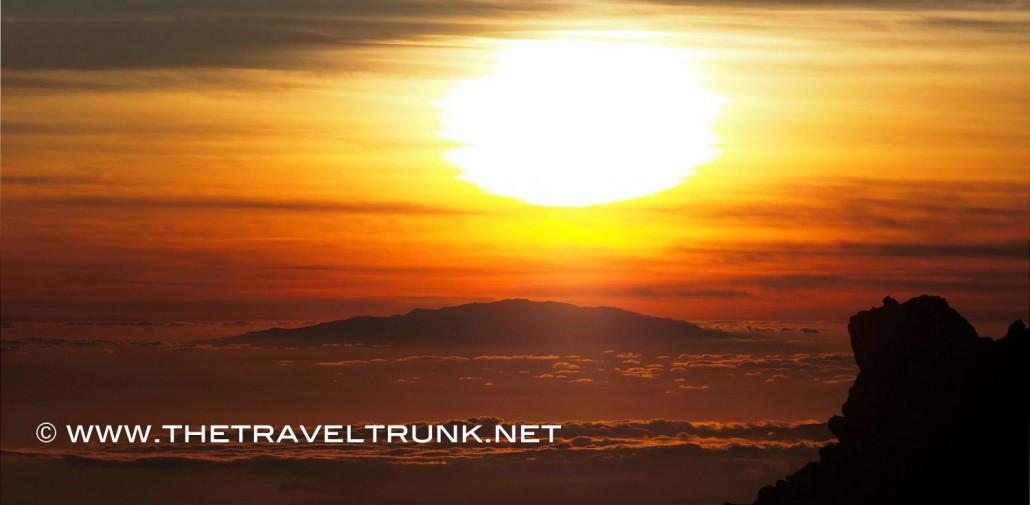 Trekking in Tenerife