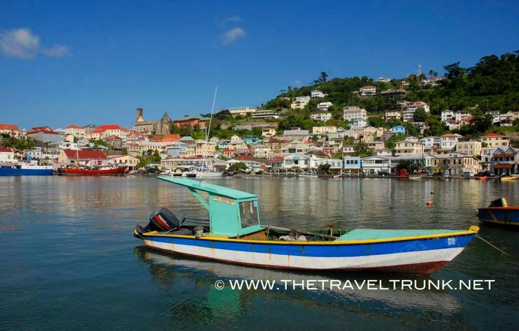 Grenada harbour