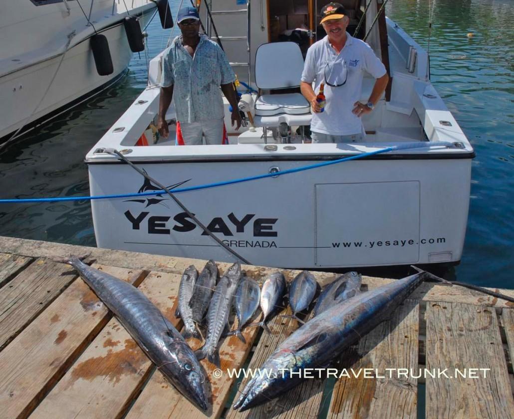 Grenada fishing