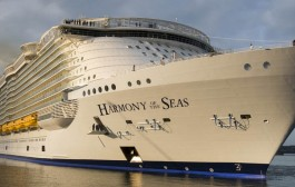 WORLD RECORD HARMONY OF THE SEAS