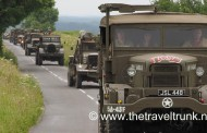 DORSET CONVOY REMEMBERS US VETERANS
