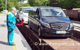 LET THE TRAIN TAKE THE STRAIN IN SLOVENIA!
