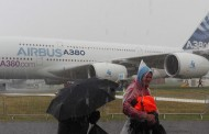 RAIN STORM CLOSES FARNBOROUGH AIRSHOW !