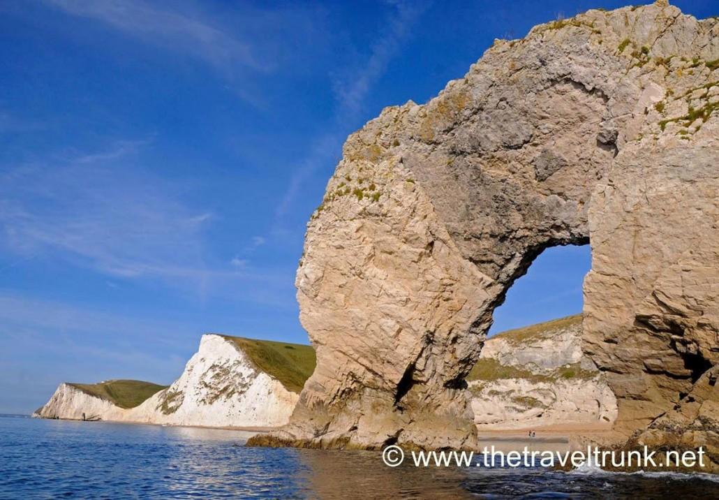 Visit Dorset and Durdle Door