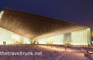 LIGHT SHINES ON NEW ESTONIAN MUSEUM