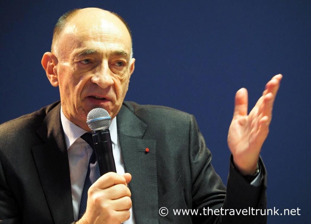 Air France boss