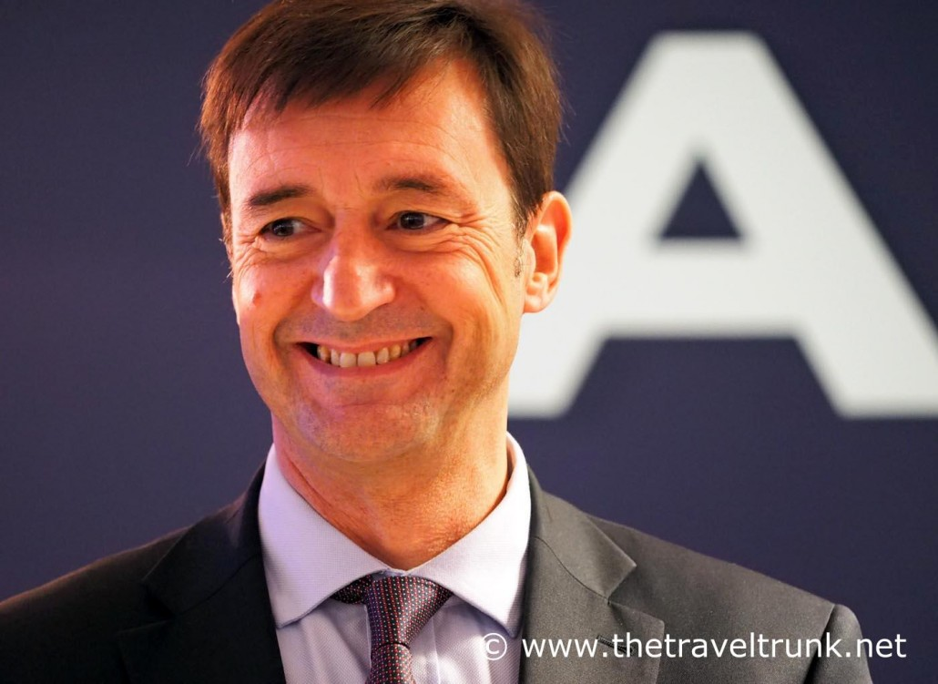 Air France CEO