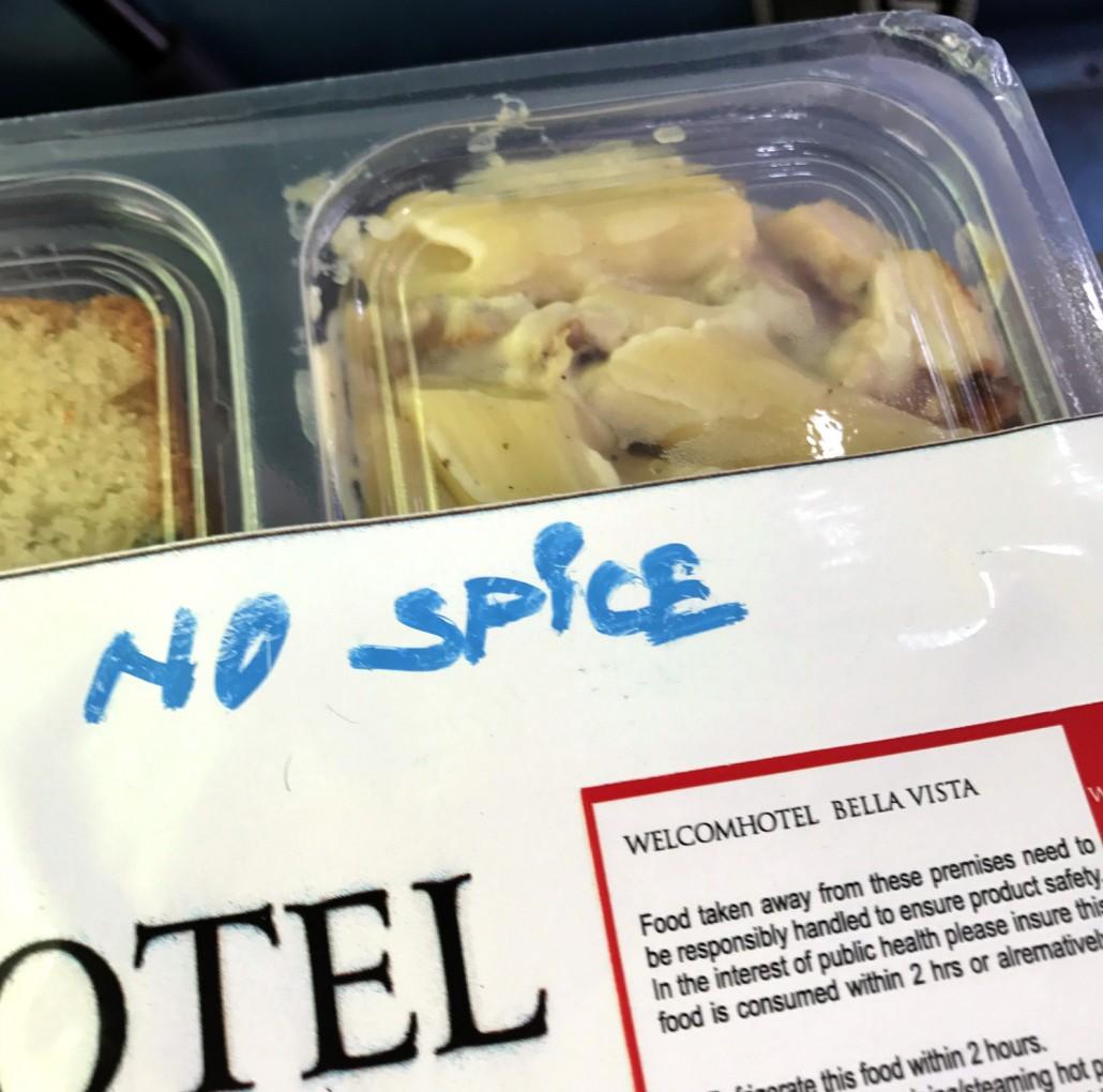 No Spice