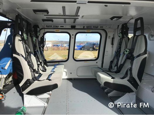 Helicopter AW139