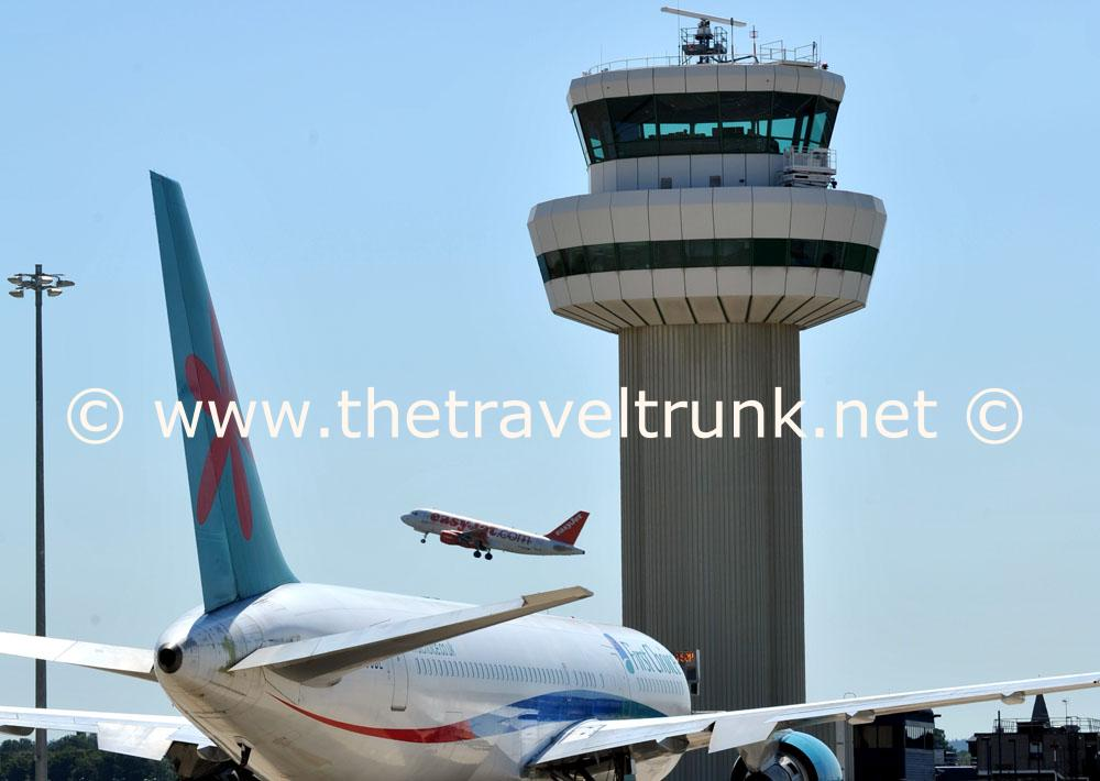 Gatwick Ploughs On