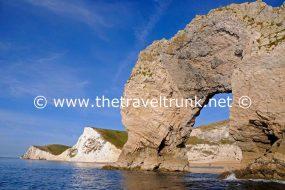 Waterside Caravan Park holiday feature Weymouth Dorset UK.