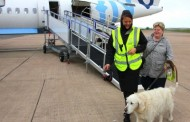 WHEELCHAIR PASSENGERS ON AIRCRAFT GET BETTER DEAL