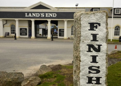 JOURNEY BACK IN TIME DOWN A RABBIT HOLE AT LAND'S END