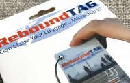 DON'T LOSE YOUR AIRLINE BAG ReboundTAG IT !