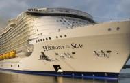 WORLD RECORD HARMONY OF THE SEAS