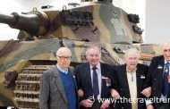 TOP TIGER TANKS EXHIBITION OPENS