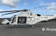 PASSENGER HELICOPTER BATTLE IN CORNWALL