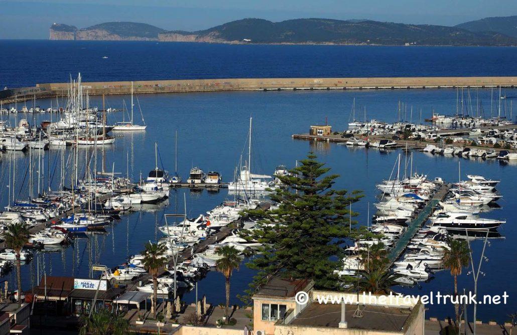 Harbour Sardinia
