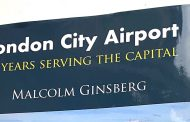 LONDON CITY AIRPORT BOOK TRACES LAST 30 YRS
