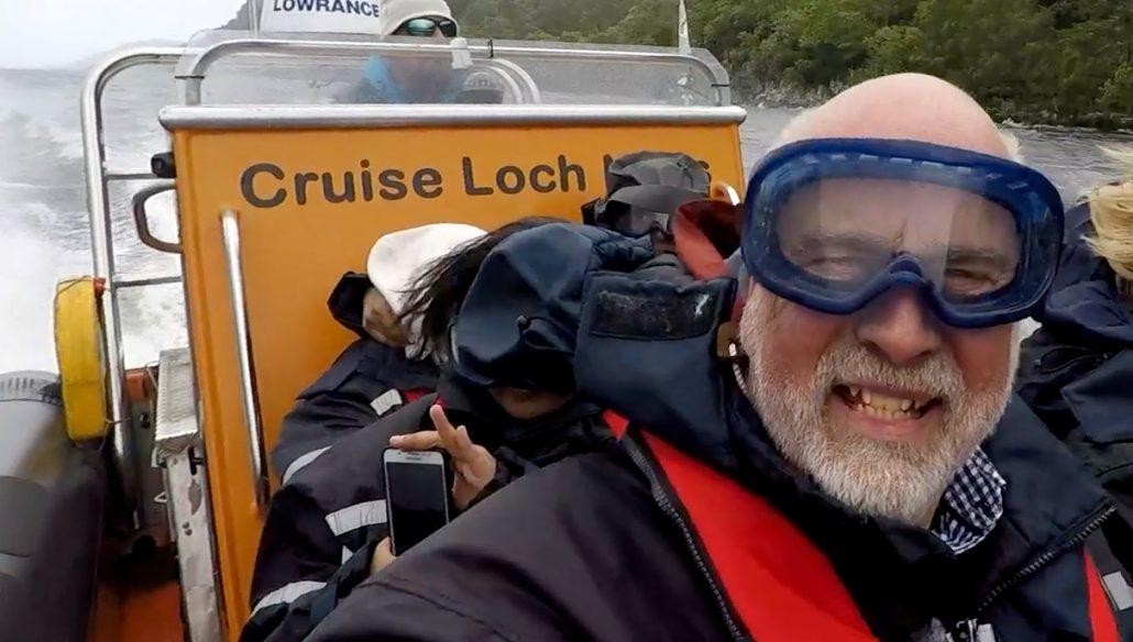 Travel Blogger Geoff Moore
