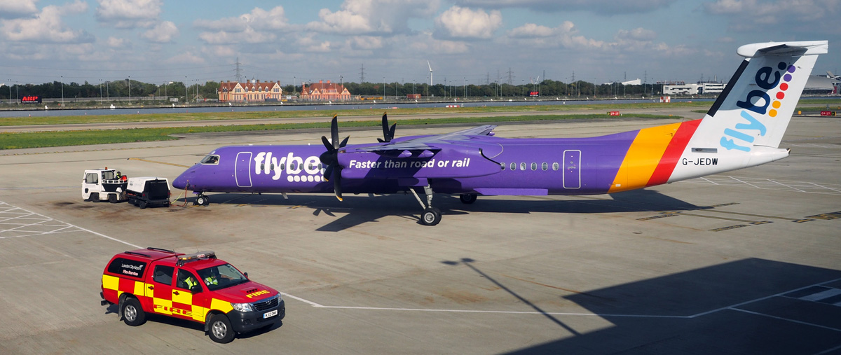 FLYBE TAKEOVER VIRGIN AND STOBART STEP IN