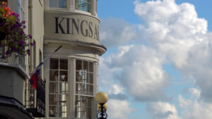 The Kings Arms Hotel in Dorchester has simply undergone a £5M makeover.
