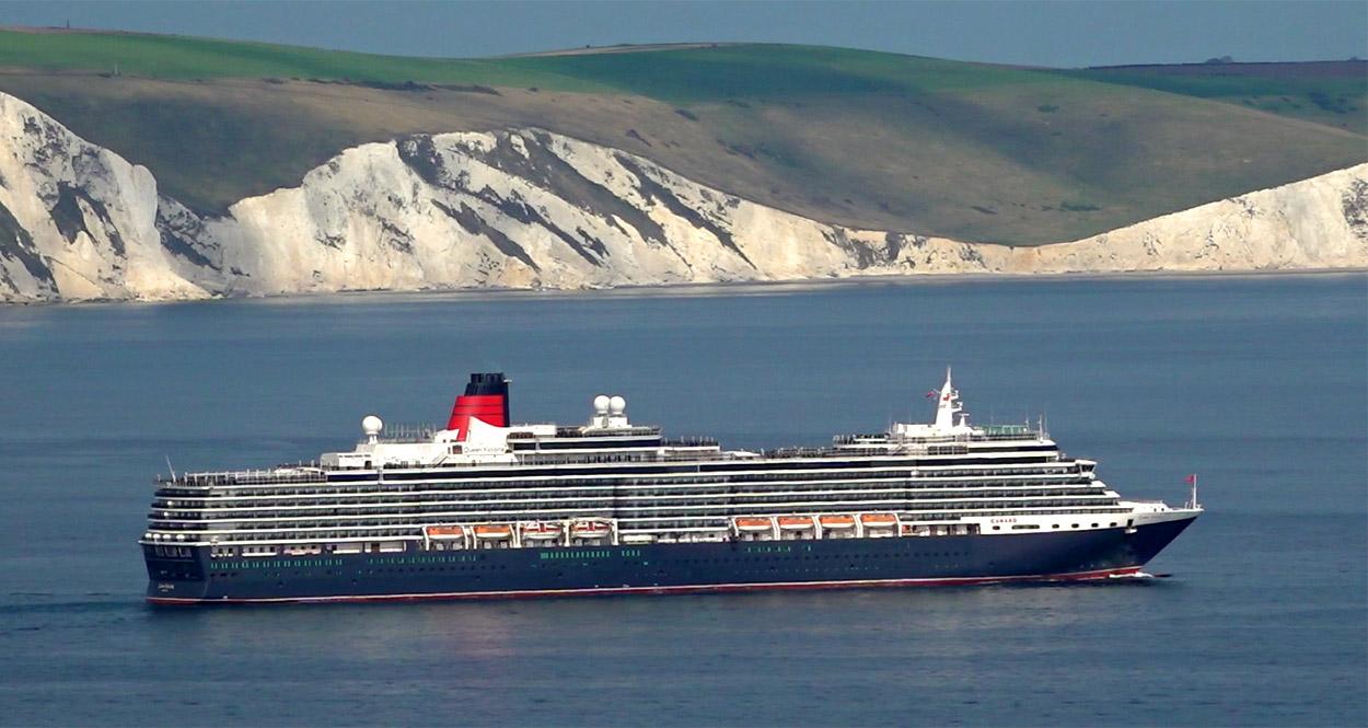Cunard S Queen Victoria Crew Get Jurassic Cruise The Travel Trunk